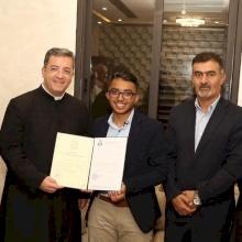 "Jordan: Latin Patriarchate School of Madaba takes first place in ""Tawjihi"" exams"