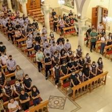 Prière des Sœurs de Saint Joseph de l'Apparition à l'occasion de la nouvelle année académique 2021- 2022