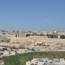 Pilgrimages to the Holy Land, update on health protocols