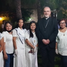 Homélie du Patriarche Pizzaballa : les 500 ans de la christianisation des Philippines