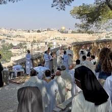 Bendición de la Casa de Abraham tras su completa renovación