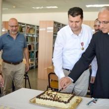 تكريم السيد سعد رحّال بعد خدمة ١٤ عامًا في مدارس البطريركية اللاتينية في الجليل