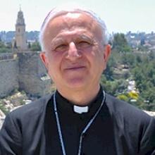 Latin Patriarchal Vicar in Jordan