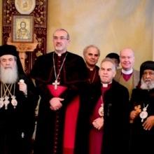 Mensaje De Pascua De Los Patriarcas Y Jefes De Las Iglesias De Jerusalén 2019