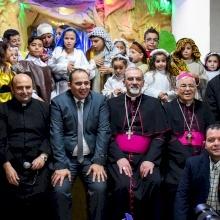 Navidad 2019: Pizzaballa visita a los cristianos de Gaza