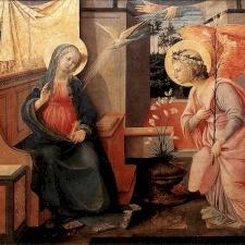 """تأملات الشهر المريمي، ١ أيار: """"السلام عليك يا مريم، يا ممتلئة نعمة، الرب معك"""""""