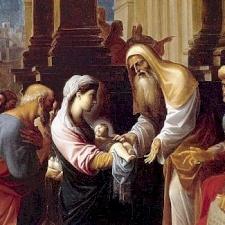 تأملات الشهر المريمي، ٤ أيار: تقدمة الطفل يسوع إلى الهيكل