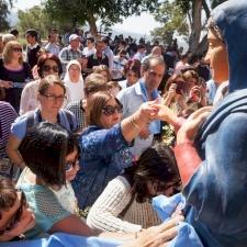 تأملات الشهر المريمي، ١٦ أيار: مريم العذراء أم الكنيسة المقدسة