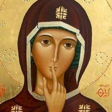 تأملات الشهر المريمي، ٢٣ أيار: مريم أم الصمت