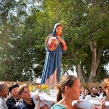 تأملات الشهر المريمي، ٢٥ أيار: سلطانتي وأمي وأملي، يا سيدة كل الوجود أم الاله وأمنا