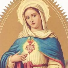 عيد قلب مريم الطاهر