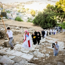 Feast of Sts. Peter and Paul in Jerusalem