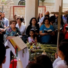 Rafidia Parish, Nablus - Saint Justin Church