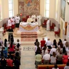Taybeh Parish - Christ the Redeemer Church