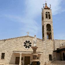 Zababdeh Parish - Our Lady of the Visitation Church