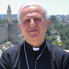 Obispo Auxiliar de Jerusalén