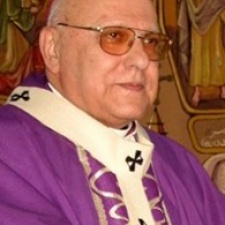 S.B. el Patriarca Emérito Michel Sabbah