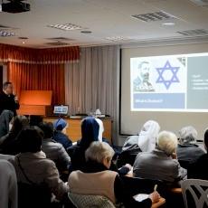 """لقاء اتحاد رئيسات الراهبات في الأرض المقدسة يتناول موضوع """"اليهودية"""""""