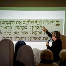 L'Ebraismo al centro dell'incontro dell'URSTS a Betlemme