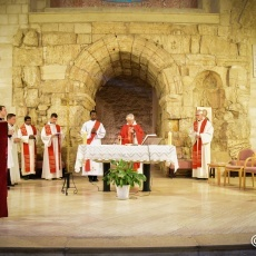 At Ecce Homo, the faithful commemorate Christ crowned with thorns