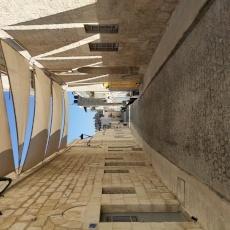 Strada della Stella, nel cuore di Betlemme