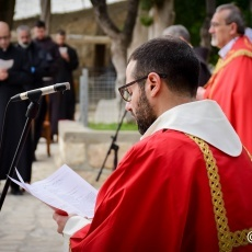 Palm Sunday in time of Coronavirus: Latin Patriarchate adapts to health restrictions