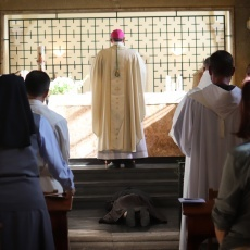 Poor Clares of Jerusalem celebrate Solemn Profession of Sr. Guadalupe de Dios