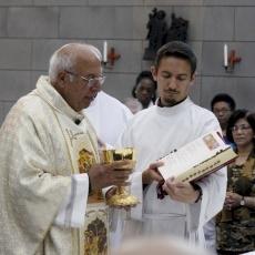 Due seminaristi del Redemptoris Mater sono stati ammessi agli ordini sacri nel Patriarcato Latino di Gerusalemme