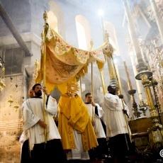 Corpus Christi at Holy Sepulchre