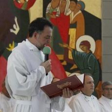 Nove nuovi ministri per il Seminario Redemptoris Mater di Galilea, istituiti da mons. Pierbattista Pizzaballa