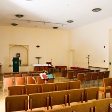 At Vicariate St. James, St. Rachel Center emerges from confinement test strengthened