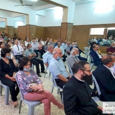 أصوات الصلاة تصدح من جديد في كنيسة سيدة فاطمة في بيت ساحور