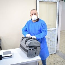 Pope Francis donates needed Covid-19 test kits to Gaza Strip