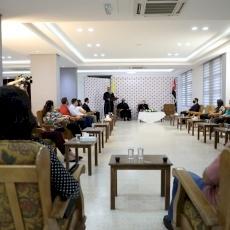 تكريم الطلبة المتفوقين في الثانوية العامة من أبناء الشبيبة المسيحية في الأردن