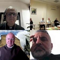 L'Assemblée des Ordinaires Catholiques de Terre Sainte se réunit à Jérusalem chez les Sœurs de Ste Dorothée