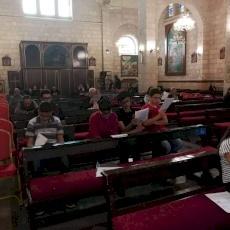الأمانة العامة للشبيبة المسيحية في الأردن تنشر نصوص ساعة سجود شهرية