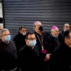 Le Patriarcat latin accueille son nouveau Patriarche Pierbattista Pizzaballa