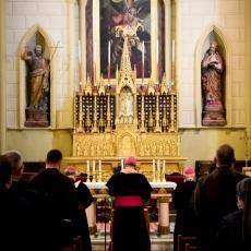 Welcoming new Patriarch Pierbattista Pizzaballa