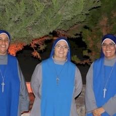 Patriarch Pierbattista Pizzaballa visits Latin Patriarchal Seminary in Beit Jala