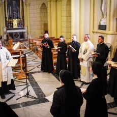 Rosary Sisters celebrate Feast of St. Mary Alphonsine