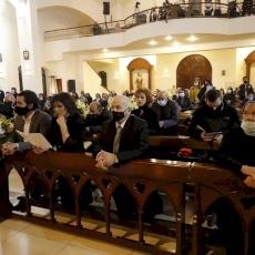 Deacon Wajdi Twal ordained Latin Patriarchate priest in Jordan