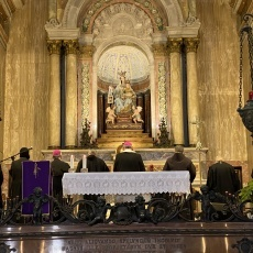 Catholic Ordinaries seek intercession of Our Lady of Mount Carmel against COVID-19