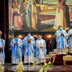 Omelia di S. B. Mons. Pierbattista Pizzaballa: Solennità dell'Annunciazione 2021