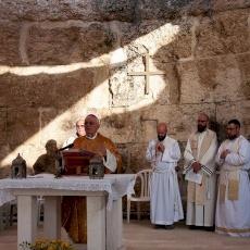 """Mons. Marcuzzo ad Emmaus: """"La speranza cristiana non delude"""""""