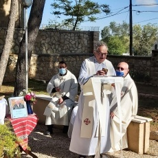 Requiem Mass in commemoration of Jesuit Fr. Hans Putman in Jerusalem