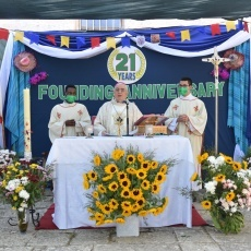 Jerusalem: Good Shepherd Filipino Catholic Community celebrates its 21 years anniversary
