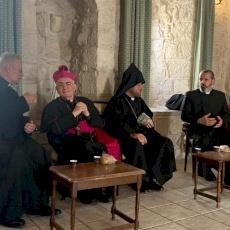 قداس رحمة بمناسبة رحيل بطريرك الأرمن الكاثوليك غريغور بدروس العشرين المثلث الرحمات