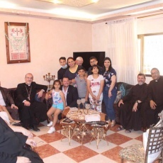 Patriarch Pizzaballa concludes 4-day solidarity visit to Christians in Gaza