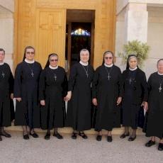 Sr Sophie Hattar élue nouvelle Supérieure Générale des Sœurs du Rosaire