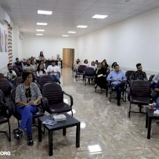 الأمانة العامة للشبيبة المسيحية في الأردن تنظم اللقاء الثاني لمسؤولي الإعدادي والثانوي